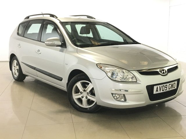 View our 2009 09 HYUNDAI I30 1.6 COMFORT CRDI 5d 114 BHP