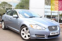 USED 2009 58 JAGUAR XF 2.7 PREMIUM LUXURY V6 4d AUTO 204 BHP