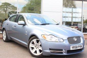 2009 JAGUAR XF 2.7 PREMIUM LUXURY V6 4d AUTO 204 BHP £6000.00