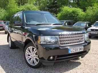 2009 LAND ROVER RANGE ROVER 3.6 TDV8 VOGUE 5d AUTO 271 BHP £15950.00
