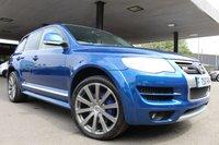 2008 VOLKSWAGEN TOUAREG 4.9 R50 5d AUTO 350 BHP £16500.00