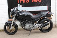 2006 DUCATI MONSTER 618cc M620-02  £3990.00
