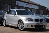 2010 BMW 1 SERIES 2.0 116D M SPORT 5d 114 BHP £4975.00