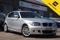 USED 2010 BMW 1 SERIES 2.0 116D M SPORT 5d 114 BHP