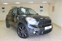 2012 MINI COUNTRYMAN 1.6 COOPER S ALL4 5d AUTO 184 BHP