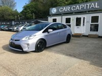 2015 TOYOTA PRIUS 1.8 HYBRID VVTI AUTO 5 SEATS £13500.00