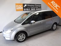 USED 2008 08 FORD GALAXY 1.8 GHIA TDCI 5d 125 BHP 8 STAMPS IN THE SERVICE HISTORY FINISHED IN BRIGHT SILVER, ELEC WINDOWS ALL ROUND REMOTE CENTRAL LOCKING, BLUE AMAZING SEVEN SEATER FAMILY CAR IN BLUETOOTH PHONE PREP, FRONT FOG LAMPS, PRIVACY GLASS, PARKING SENSORS, MULTI FUNCTION, STEERING WHEEL, ICE COLD AIR CON    for more Information Please Call Now on 0151525 4400,  07967141248. Family