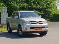 2006 TOYOTA HI-LUX 2.5 D-4D Invincible Double Cab Pickup 4dr £6995.00