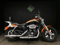 2016 HARLEY-DAVIDSON SPORTSTER 1200 CUSTOM LTD. ABS. 992 MILES. SERVICED. SISSY BAR. LOUD PIPES  £8990.00