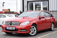 2014 MERCEDES-BENZ C CLASS 2.1 C220 CDI EXECUTIVE SE 5d 168 BHP £10995.00