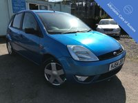 USED 2004 54 FORD FIESTA 1.4 ZETEC TDCI 5d 68 BHP Long MOT until March 2019 with No Advisories - Very Economical - Cheap Tax