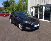 USED 2016 65 FORD FOCUS 1.0 ZETEC NAVIGATOR ECOBOOST 125 BHP THIS VEHICLE IS AT SITE 2 - TO VIEW CALL US ON 01903 323333