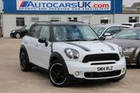 2014 MINI COUNTRYMAN 2.0 COOPER SD 5d 141 BHP £10980.00