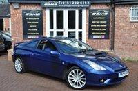 2005 TOYOTA CELICA 1.8 PREMIUM BLUE VVT-I 3d 140 BHP £2495.00