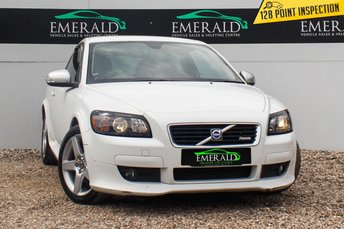 2009 VOLVO C30 2.0 D R-DESIGN 3d 136 BHP £4700.00