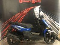 2016 SYM CROX 125cc CROX 125  £1399.00