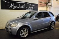 USED 2008 M MERCEDES-BENZ M CLASS 4.0 ML420 CDI SPORT 5d AUTO 302 BHP