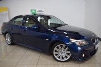 USED 2007 57 BMW 5 SERIES 3.0 535D M SPORT 4d AUTO 282 BHP
