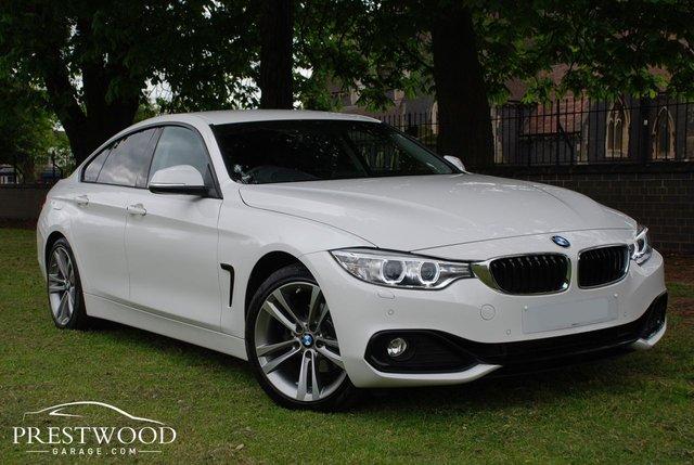 2015 65 BMW 4 SERIES 420i SPORT GRAN COUPE [184 BHP] [Business Media]