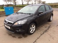 USED 2011 11 FORD FOCUS 1.6 ZETEC 5d 99 BHP