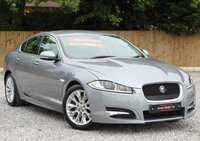2013 JAGUAR XF 2.2 D SPORT 4d AUTO 200 BHP £13995.00