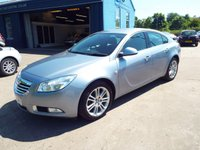USED 2009 09 VAUXHALL INSIGNIA 1.8 EXCLUSIV 5d 140 BHP SERVICE HISTORY