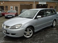 USED 2005 05 MITSUBISHI LANCER 2.0 SPORT 5d 133 BHP GREAT VALUE + MOT AUGUST 2019