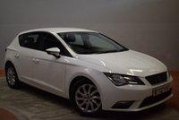 2013 SEAT LEON 1.6 TDI SE 5d 105 BHP £7390.00
