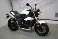 2011 TRIUMPH SPEED TRIPLE 1050 1050cc £5900.00
