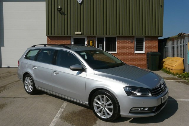2014 14 VOLKSWAGEN PASSAT 2.0 EXECUTIVE TDI BLUEMOTION TECHNOLOGY 5d 139 BHP