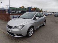 2013 SEAT IBIZA 1.4 TOCA 5d 85 BHP £4995.00