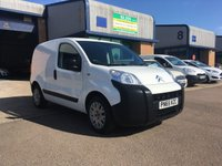 2015 CITROEN NEMO 1.2 590 ENTERPRISE HDI 1d 74 BHP £6500.00