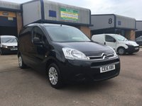 2015 CITROEN BERLINGO 1.6 625 ENTERPRISE L1 HDI 1d 74 BHP £7795.00