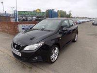 2009 SEAT IBIZA 1.4 SPORT 5d 85 BHP £4995.00