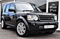 2009 LAND ROVER DISCOVERY 4 3.0 4 TDV6 HSE 5d AUTO 245 BHP 2014 MODEL YEAR LOOKS  £20990.00