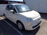 2010 FIAT 500 1.2 POP 3d 69 BHP £3975.00