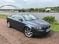 USED 2007 07 VOLVO C70 2.4 D5 SPORT 2d 180 BHP **CONVETIBLE**