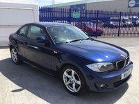 2012 BMW 1 SERIES 2.0 118D SPORT 2d 141 BHP £7495.00