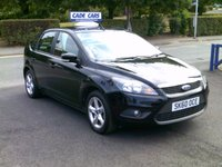 USED 2010 60 FORD FOCUS 1.6 ZETEC 5d 100 BHP FINANCE AVAILABLE EVEN IF YOU HAVE POOR CREDIT.