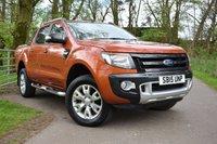 2015 FORD RANGER 3.2 WILDTRAK 4X4 DCB TDCI 1d 197 BHP £15495.00