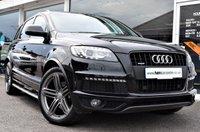 2014 AUDI Q7 3.0 TDI QUATTRO S LINE PLUS 5d AUTO 245 BHP £27490.00