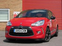 2013 CITROEN DS3 1.6 E-HDI AIRDREAM DSPORT 3d 111 BHP £6995.00