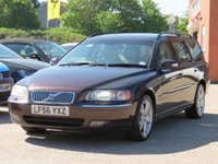 2006 VOLVO V70 2.4 D5 SE LUX 5d 183 BHP £1990.00