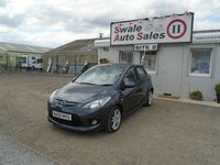 USED 2009 09 MAZDA 2 1.5 SPORT 5d 102 BHP £19 PER WEEK, NO DEPOSIT - SEE FINANCE LINK BELOW