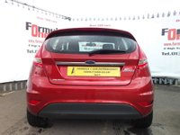 USED 2009 58 FORD FIESTA 1.4 Zetec 5dr FULL MOT+LOW MILES+VALUE