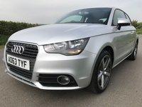 2013 AUDI A1 2.0 TDI SPORT 3d 143 BHP £9495.00
