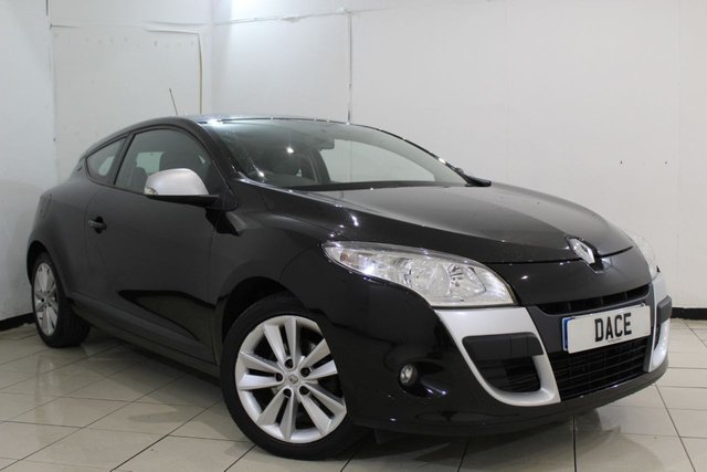 View our 2010 10 RENAULT MEGANE 1.5 I-MUSIC DCI 2DR 85 BHP