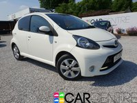 USED 2013 13 TOYOTA AYGO 1.0 VVT-I FIRE 5d 67 BHP 1 PREVIOUS OWNER + LOW MILES