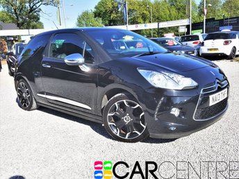 View our 2013 13 CITROEN DS3 1.6 E-HDI AIRDREAM DSPORT PLUS 3d 111 BHP
