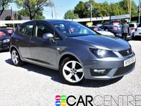 USED 2015 15 SEAT IBIZA 1.2 TSI FR 5d 104 BHP 1 PREVIOUS OWNER + LOW MILES